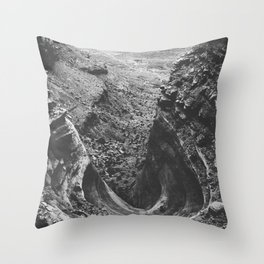 CANYONLANDS / Utah Throw Pillow