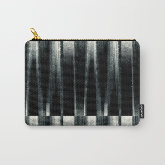 Velour Carry-All Pouch