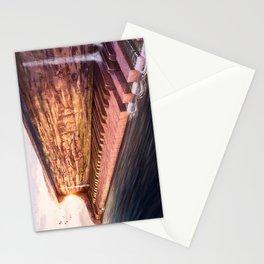 Piano Accord in Sea minor Stationery Cards