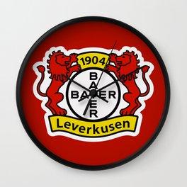 Bayer Leverkusen Wall Clock