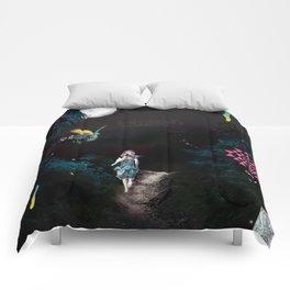 Savage & Sacred Comforters