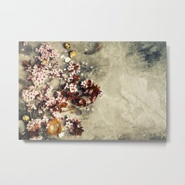 Easter composition Metal Print