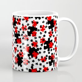 DT PUZZLE SCATTER 3 Coffee Mug
