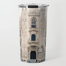 Italy Milan Photography Art Decor Wall Art Home Decor Square Prints Travel Mug