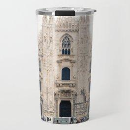 Italy Milan Photography Art Decor Wall Art Home Decor Square Prints Travel Mug