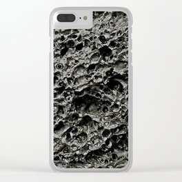 Lavastone Clear iPhone Case