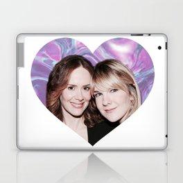 Sarah Paulson and Lily Rabe AHS Freakshow Laptop & iPad Skin