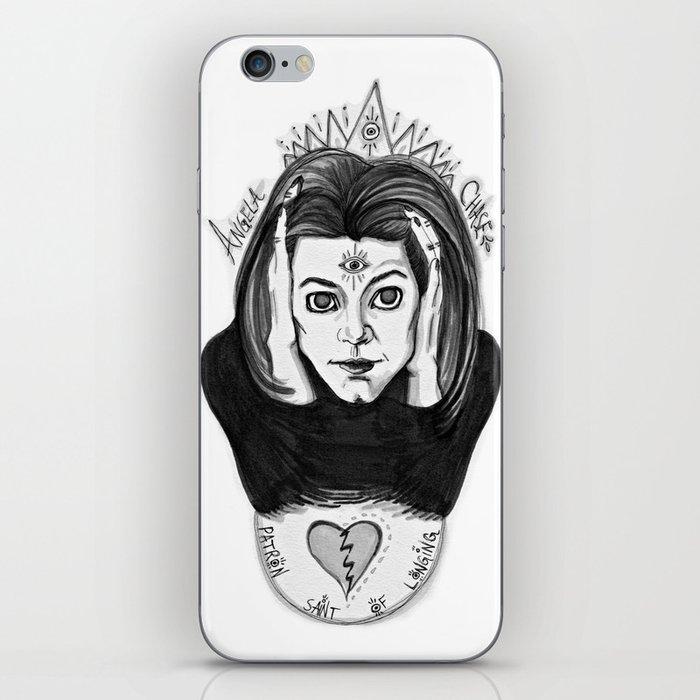 Patron Saint of Longing iPhone Skin