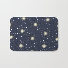 Mesmerizing Stars Bath Mat