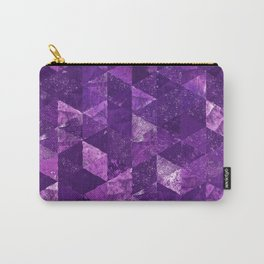 Abstract Geometric Background #35 Carry-All Pouch