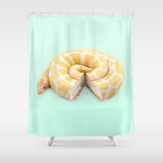 SNCAKE Shower Curtain