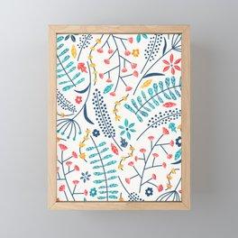 Koromiko Framed Mini Art Print
