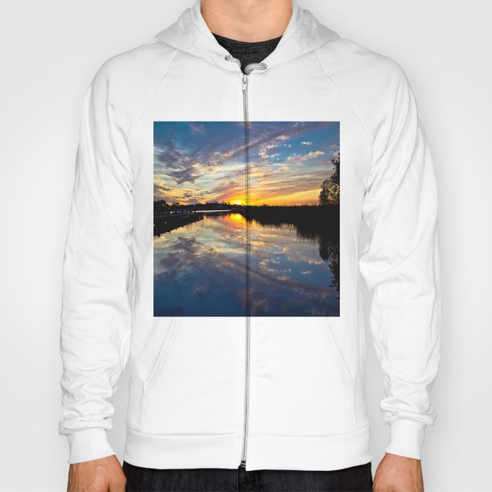 Reflected Sunset Hoody