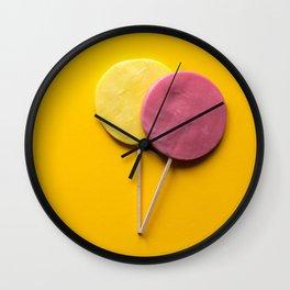 my darling, sweet heart Wall Clock