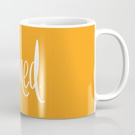 Redeemed Coffee Mug