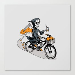 Fall Reaper Canvas Print