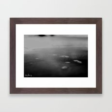 Northern Irish Waters Framed Art Print