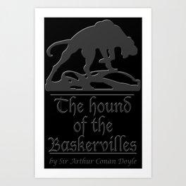 Baskervilles Art Print