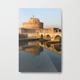 Castel Sant'Angelo Metal Print