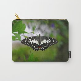 Butterfly Medium Carry-All Pouch