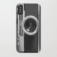 anna iPhone & iPod Cases featuring Camera by Nicklas Gustafsson