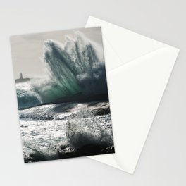 Launching Seas Stationery Cards