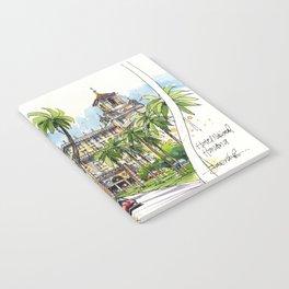 Hotel Nacional de Cuba, Havana Notebook