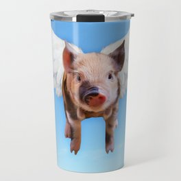 When They Fly Travel Mug