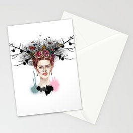 The Little Deer Stationery Cards