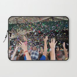 Confetti Hoorah (They Might Be Giants) Laptop Sleeve