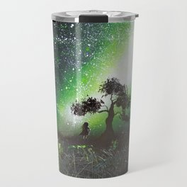 You're Never Alone With All These Stars Travel Mug