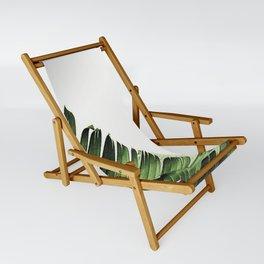 Banana leaf Sling Chair