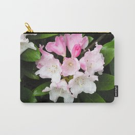 Pink Rhododendron in Spring Carry-All Pouch