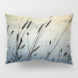 Reeds by the Water Pillow Sham