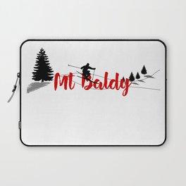 Ski at Mt Baldy Laptop Sleeve