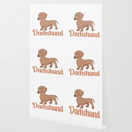 Only Talking To My Dachshund Today Dog Pet Wallpaper