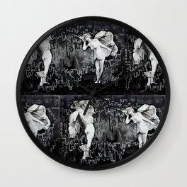 Felix & Em, Revisited Wall Clock