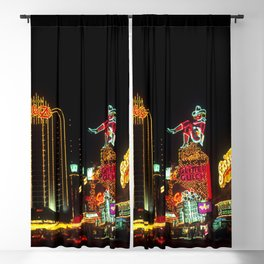 Old Vegas Blackout Curtain