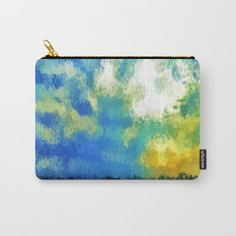 feathered horizon Carry-All Pouch