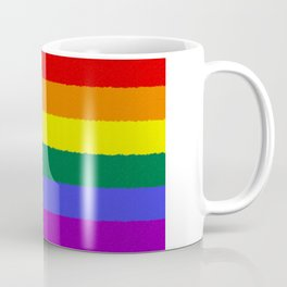 Pride Flag Coffee Mug