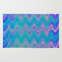 Agate Wave Lilac - Mineral Series 003 Rug