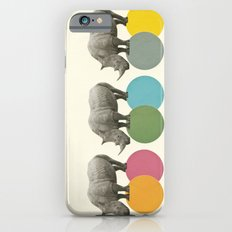 Rambling Rhinos iPhone 6s Slim Case