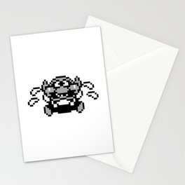 Wario 4 Stationery Cards