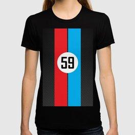 Brumos Racing Carbon Fibre design T-shirt