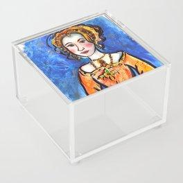 Queen Acrylic Box