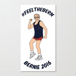 #feelthebern Canvas Print
