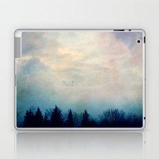 Peek-a-boo Trees Laptop & iPad Skin