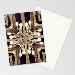 Urban Light Noir Stationery Cards
