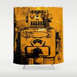 Radioactive Generation 8 Shower Curtain