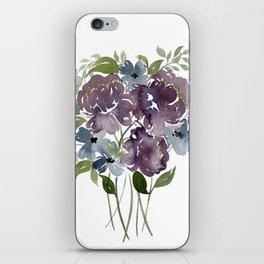 Purple Bliss iPhone Skin